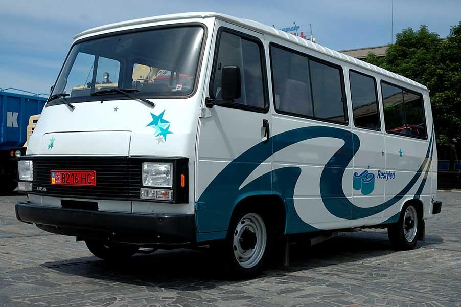 НАБ проводит тендер по закупке микроавтобусов, который прописан под одного производителя,- основатель Insider Тамразов - Цензор.НЕТ 4023